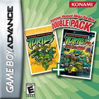 Konami Teenage Mutant Ninja Turtles Double Pack