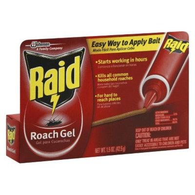 Raid RAID ROACH GEL 1.5OZ
