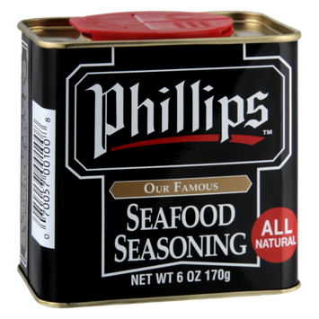 Phillips All Natural Our Famous Seafood Seasoning