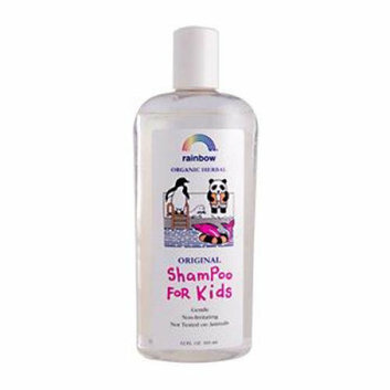 Rainbow Research Organic Herbal Shampoo For Kids Original Scent 12 fl oz