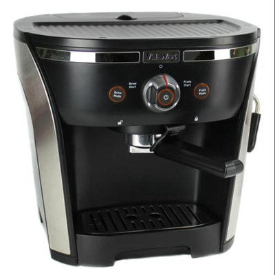 Villaware NEW! VillaWare NDVLEM1000 15 Bar Pressure Home Coffee Espresso/Cappuchino Maker