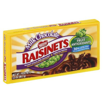Raisinets Milk Chocolate Covered Raisins