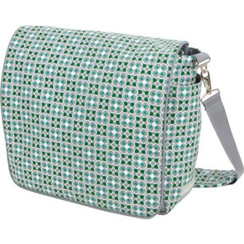 Bumble Bags Jessica Messenger Bag, Lucky Clover (Discontinued by Manufacturer)
