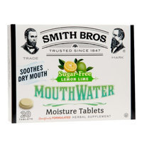 Smith Bros. Mouth Water Moisture Tablets - Box, Lemon Lime