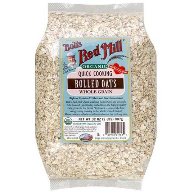 Best organic oats