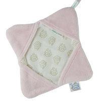 Triboro Soothetime Splash Finger Tip Wash Cloth, Pink