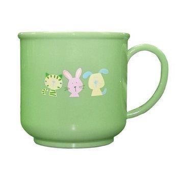 green sprouts Cornstarch Cup, Sage