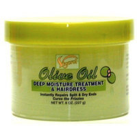Vigorol Olive Oil Deep Moisture Treatment & Hairdress 7.0 oz