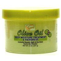 Vigorol Olive Oil Deep Moisture Treatment & Hairdress 7.0 oz