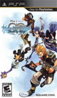 Square Enix Kingdom Hearts: Birth by Sleep (PSP)