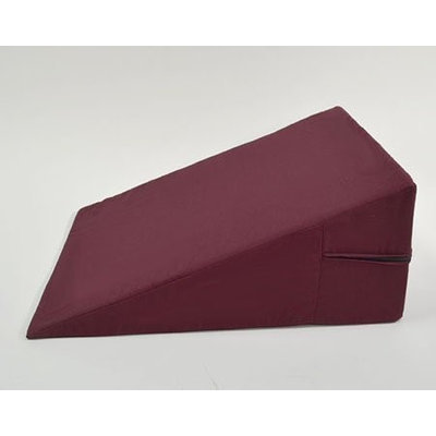 Alex Orthopedics 5013-07BU 24' X 25' X 7' Bed Wedge 7' Burgundy