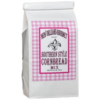 New Orleans Gourmet Foods Orleans Gourmet Foods Southern Style Cornbread Mix, 16-Ounce Bags (Pack of 6)
