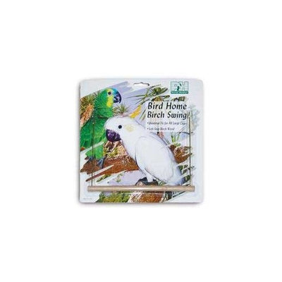 Prevue Pet Products BPV204 Birch Bird U-Type Swing, 8-1/2-Inch