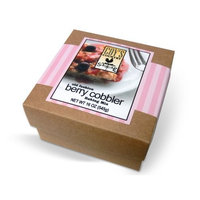 Coy's Berry Cobbler, 16-Ounce Boxes (Pack of 4)