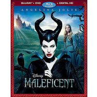 Maleficent (Blu-ray + DVD + Digital HD) (Widescreen)