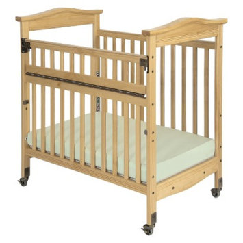 Biltmore SafeReach Compact Crib - Natural by Foundations