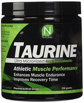 NUTRAKEY Taurine, 250 grams