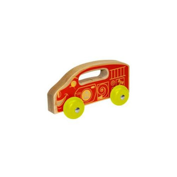 Holgate HHZ106 Handeez Wooden Fire Truck Toy