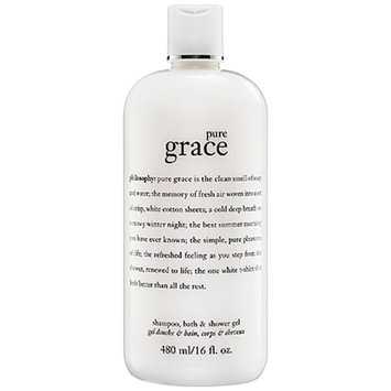 philosophy pure grace shampoo