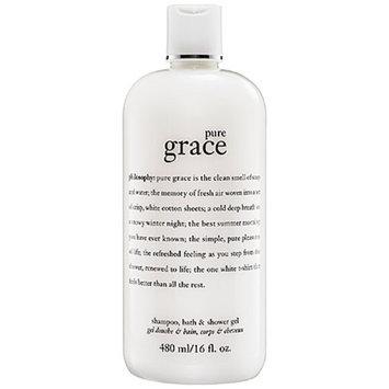 philosophy pure grace shampoo
