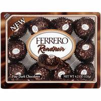 Ferrero Rondnoir : Fine Dark Chocolates