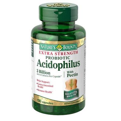 Nature's Bounty Extra Strength Probiotic Acidophilus