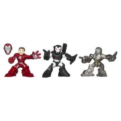 Ironman Marvel Iron Man 3 Expo Air Assault Superhero Squad - Pack of 3
