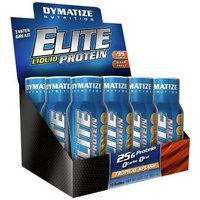 Dymatize Nutrition Elite Liquid Protein, Tropical Splash, 12 Count