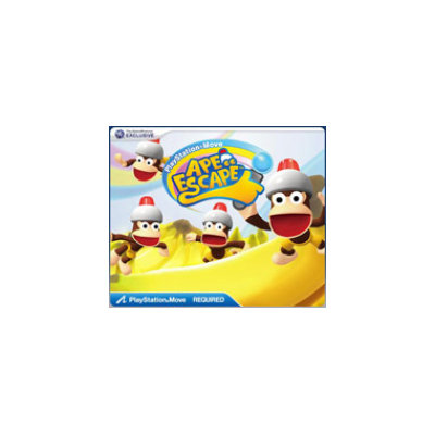 Sony Computer Entertainment America PlayStation Move Ape Escape DLC