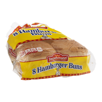 Stroehmann Hamburger Buns - 8 CT
