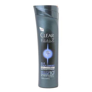 Clear Men Scalp Therapy 2-in-1 Anti-Dandruff Shampoo & Conditioner