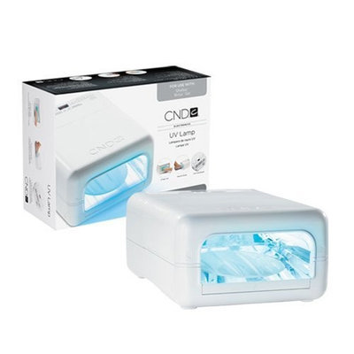 Great Creative Nail Design CND Shellac Light Official UV Lamp   (Use With CND  Shellac Color