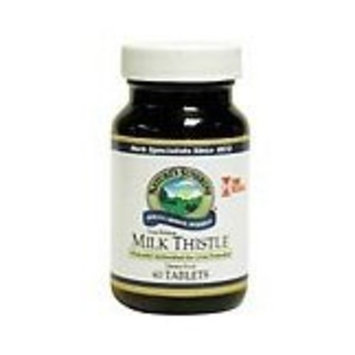Nature's Sunshine Products Milk Thistle Time Release (60)