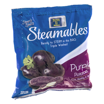 Simply Spuds Steamables Purple Potatoes