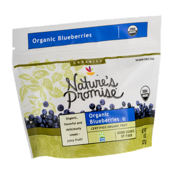 Nature's Promise Organics Organic Blueberries