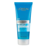 L'Oréal Ideal Clean Foaming Gel Cleanser