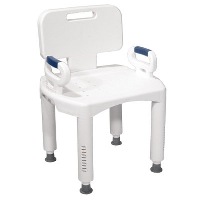 Drive Medical RTL12505 Bath Seat with Back