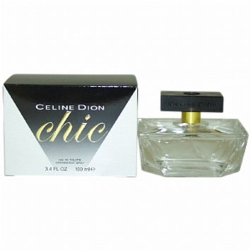 Celine Dion Chic Eau de Toilette Spray, 3.4 fl oz