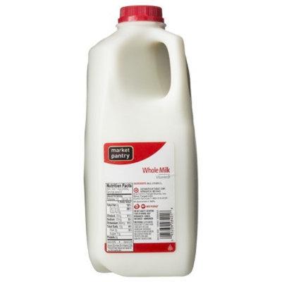market pantry Market Pantry Whole Milk - 0.5 Gallon