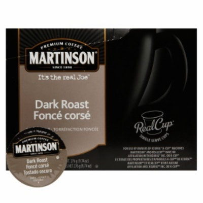 Martinson Coffee Capsules, Dark Roast, 48 ea