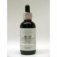 Amino Acid and Botanical Supply Liquid Colloidal Silver 500 ppm 2 fl oz