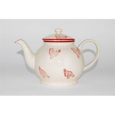 100 Essentials 8005109 Barnyard style Tea/coffee pot