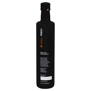 Gaea OLIVE OIL, EX-VIRGIN, FRESH, (Pack of 6)