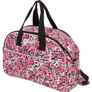 Bumble Bags The Bumble Collection Erica Carryall Tote, Evening Bloom (Discontinued by Manufacturer)