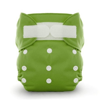 Thirsties Duo All in One Cloth Diaper, Meadow, Size One (6-18 lbs)
