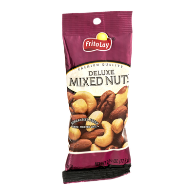Frito-Lay Deluxe Mixed Nuts