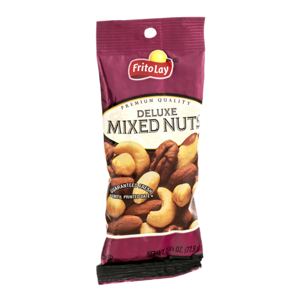 Frito-Lay Deluxe Mixed Nuts Reviews 2019