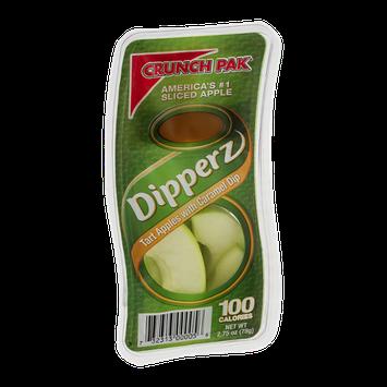 Crunch Pak Dipperz Tart Apples with Caramel Dip