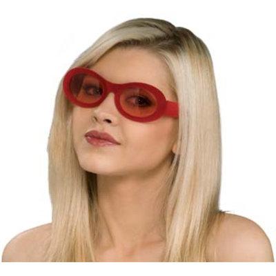 Rubies WMU 562164 Velvitas Burgundy Plastic Glasses