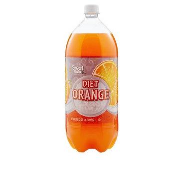 Sam's Cola Sam's Diet Orange Flavored Soda, 2 l